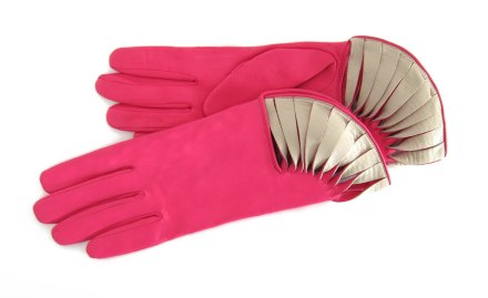 PARIS glove Fushia